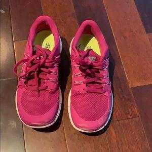 Nike Free Running Sneakers